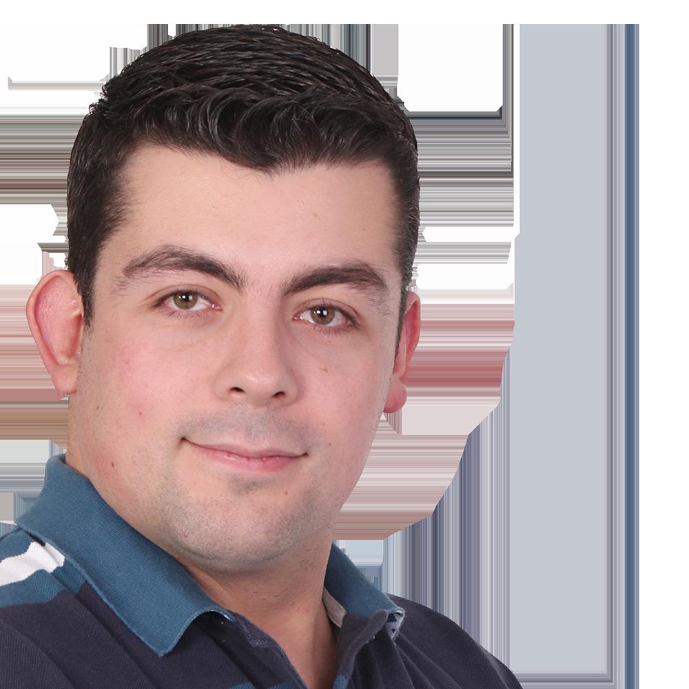 Carlos Molina PhD candidate