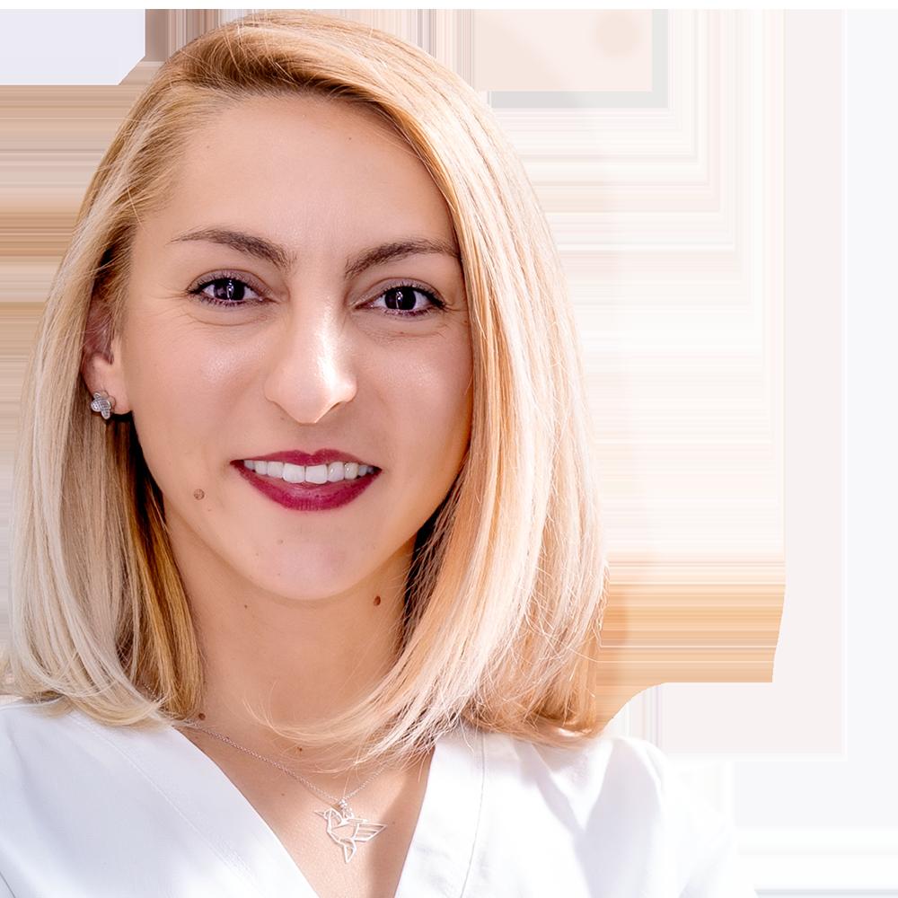 Cristina Rizea DMD, PhD