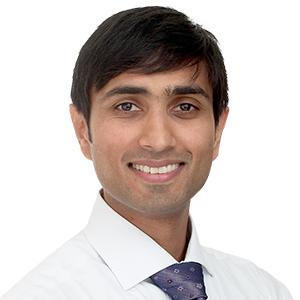 Amit Patel BDS MSc MClinDent FDS RCSEd MRD RCSEng