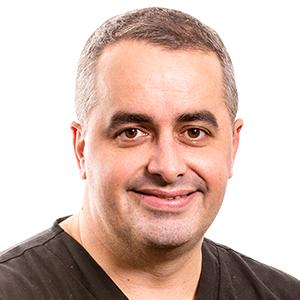 Dr. Ian Dunn BChD MFGDP MSc (Perio)