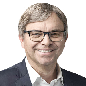 Gilbert Achermann Chairman of the Board of Directors, Straumann Holding AG