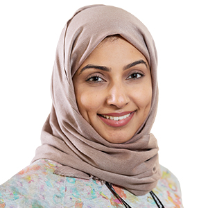 Dr. Salma Al Jahdhami