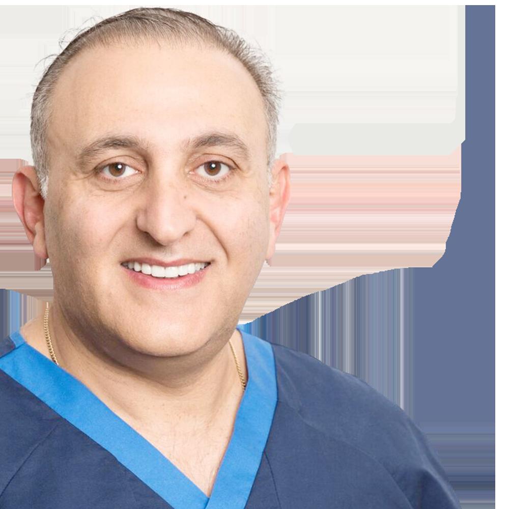Dr. Tony Saad BDS