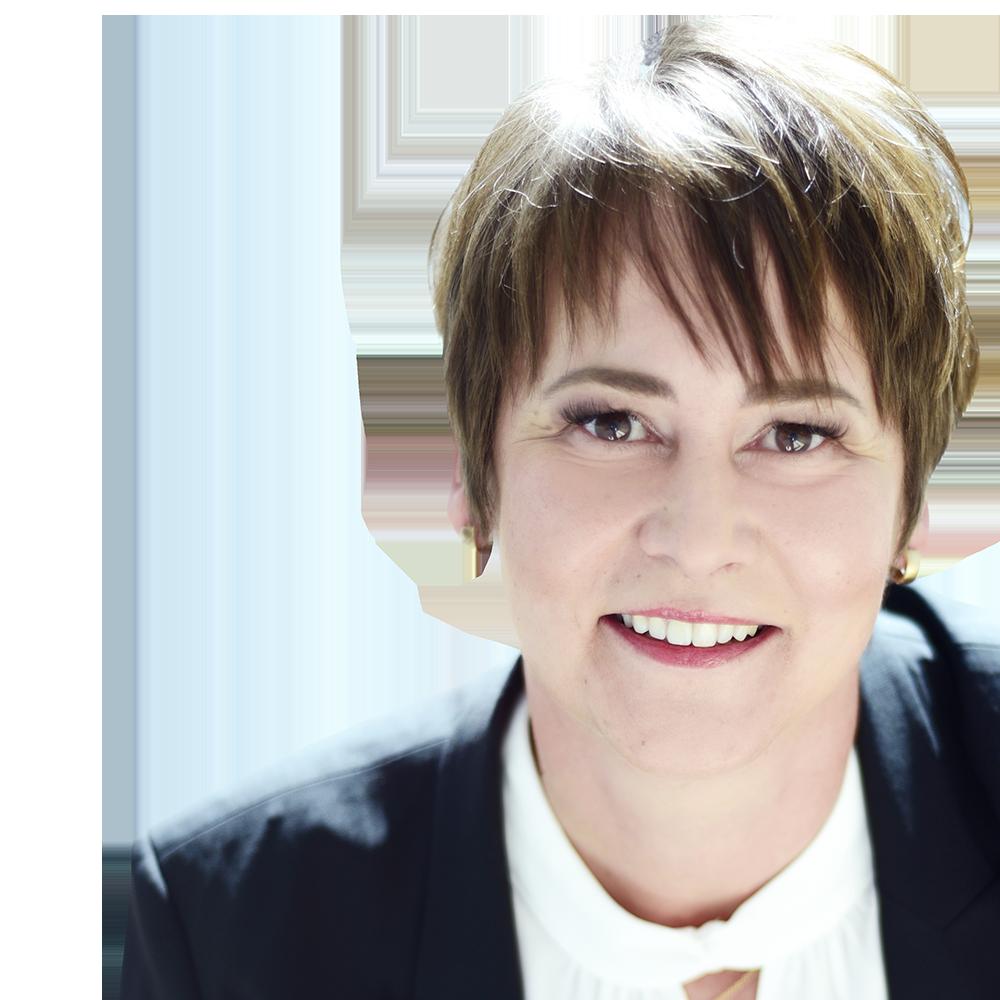 Frau Karina Müller