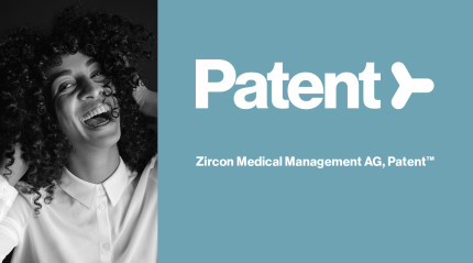 Zircon Medical Management AG Patent