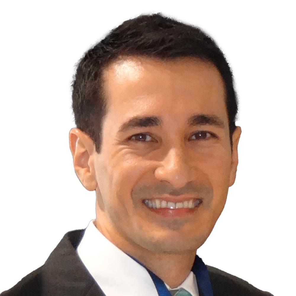 Dr. Marcio Vivan Cardoso DDS, MSc, PhD